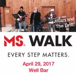 MS Walk Fundraiser Night 2017