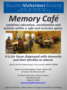 Memory Cafe edited
