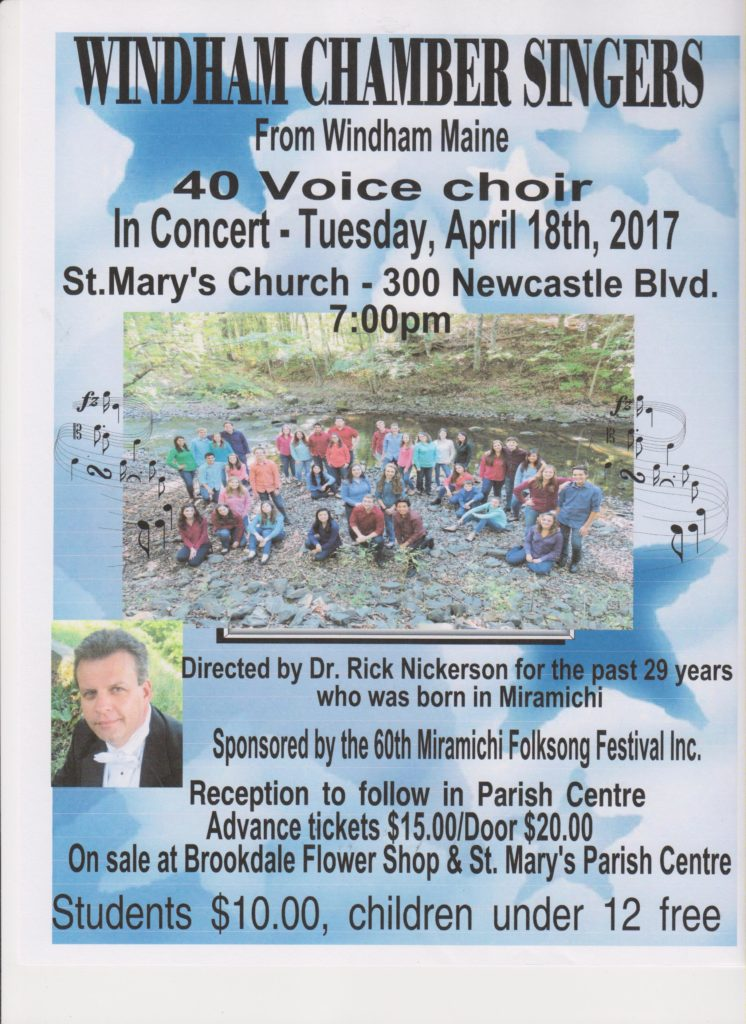 Windham Chamber Singers