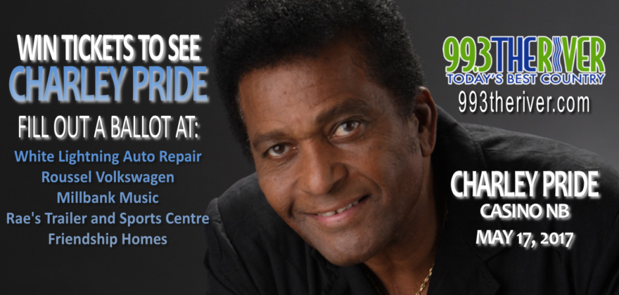 Charley Pride Contest
