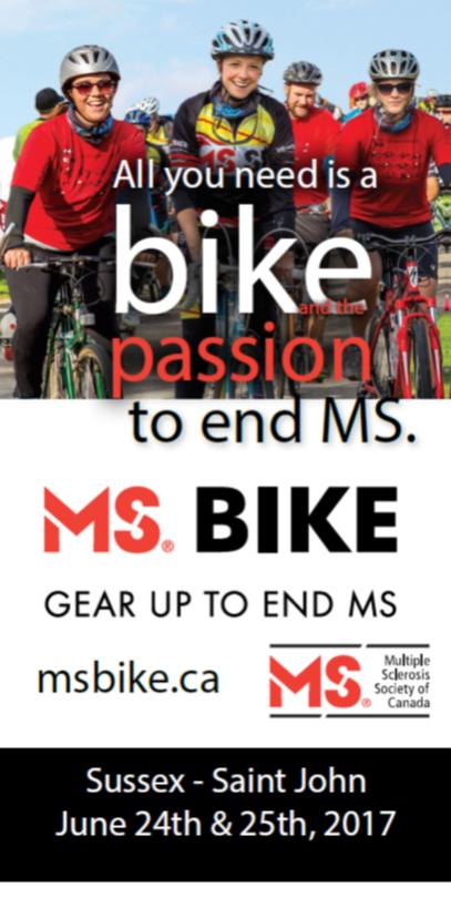 MS Bike Tour