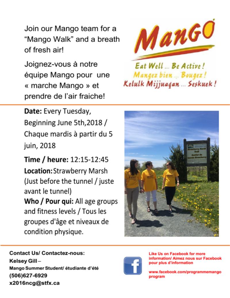 Mango Walk Newcastle