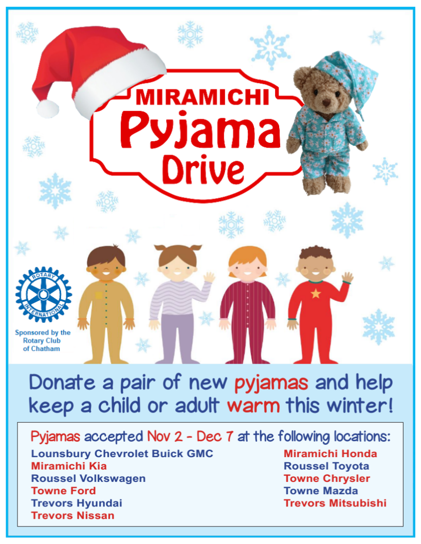 RC Pyjama Poster 2018